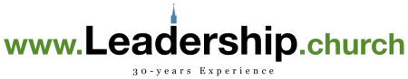 Leadership.church LOGO 30-year byline 90 KB