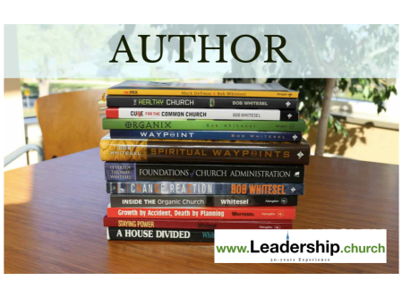 BW AUTHOR w: Book Stack Leadership.church